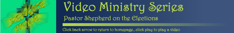 Online Ministry Prayer Hour