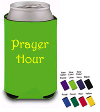 Prayer Hour Koozie